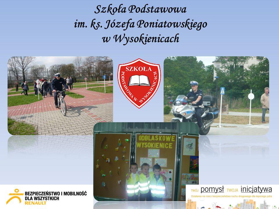 Szkoła Podstawowa im. ks. Józefa Poniatowskiego w Wysokienicach