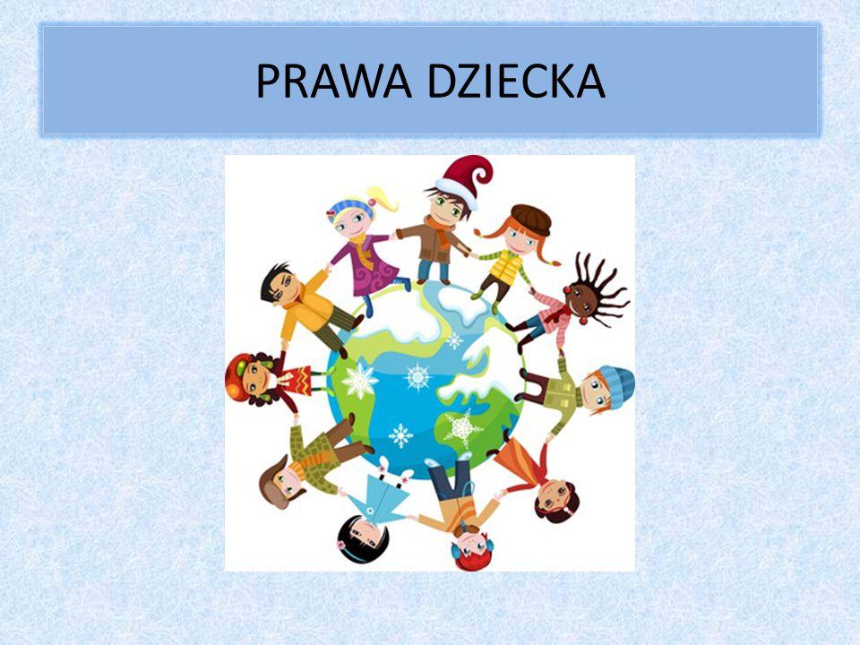 Tak się tu wiersze poukładały w prawa dla dzieci na całym świecie, byście w potrzebie z nich korzystały najlepiej jak umiecie.