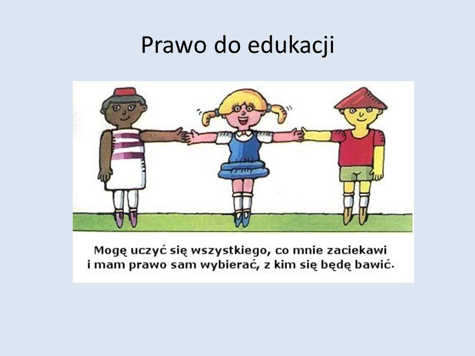 Prawo do edukacji