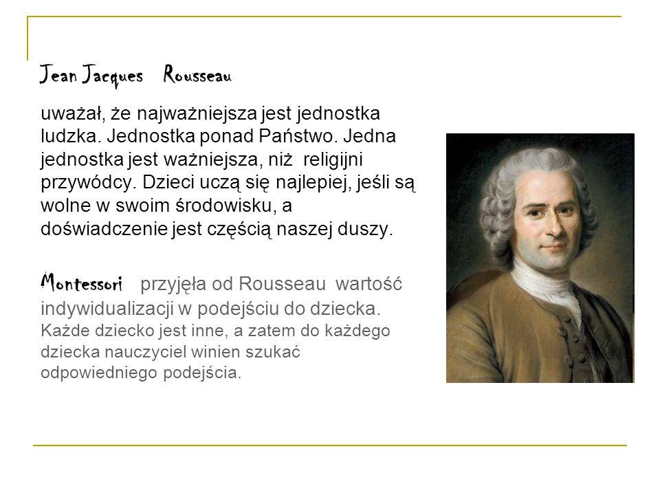 Johann Heinrich Pestalozzi… jest współczesnym filozofem, w stosunku do Roussau filozofem, lecz w przeciwieństwie do niego, Pestalozzi był praktrykiem i założył szkołę.
