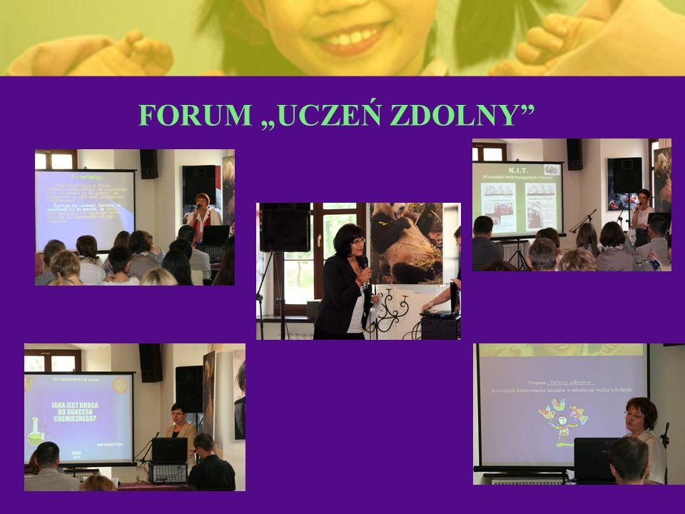 """FORUM """"UCZEŃ ZDOLNY"""""""