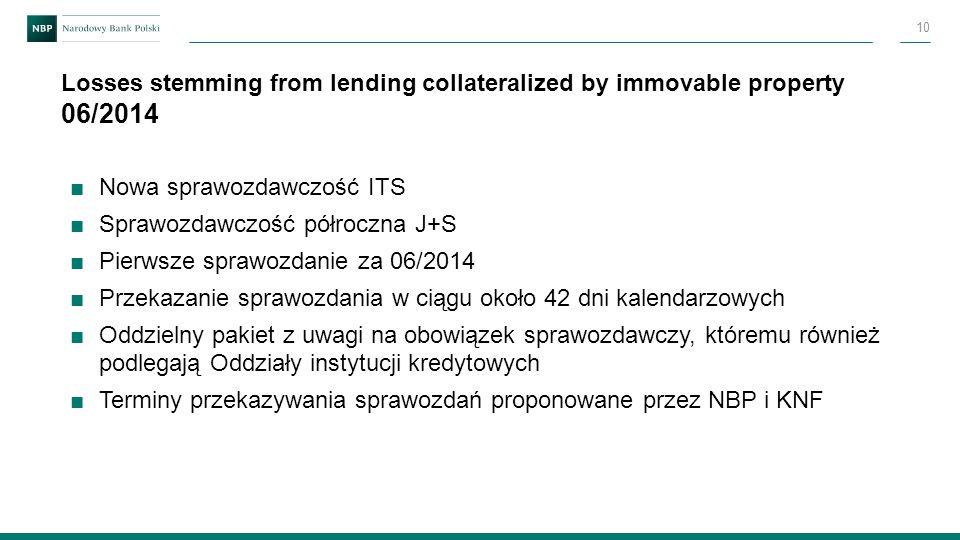 ■Nowa sprawozdawczość ITS ■Sprawozdawczość półroczna J+S ■Pierwsze sprawozdanie za 06/2014 ■Przekazanie sprawozdania w ciągu około 42 dni kalendarzowy
