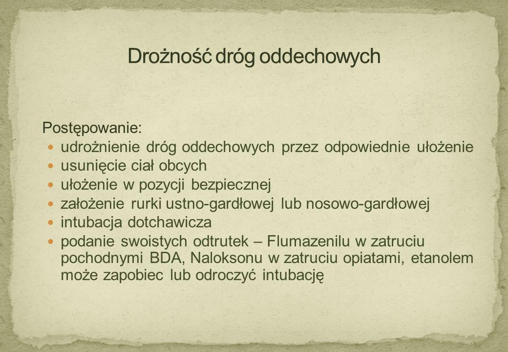 ZABURZENIA ŚWIADOMOŚCI I PRZYTOMNOŚCI Hipoglikemia .