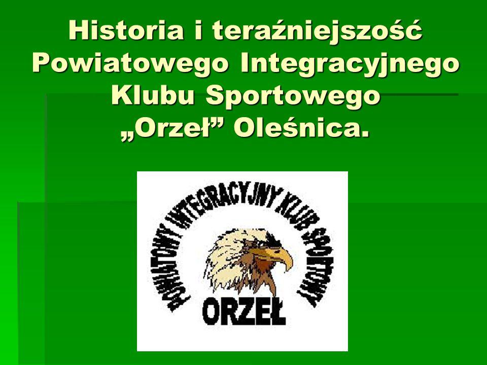 Kilka informacji na temat klubu :  Prezesem klubu jest Marek Czarnecki.