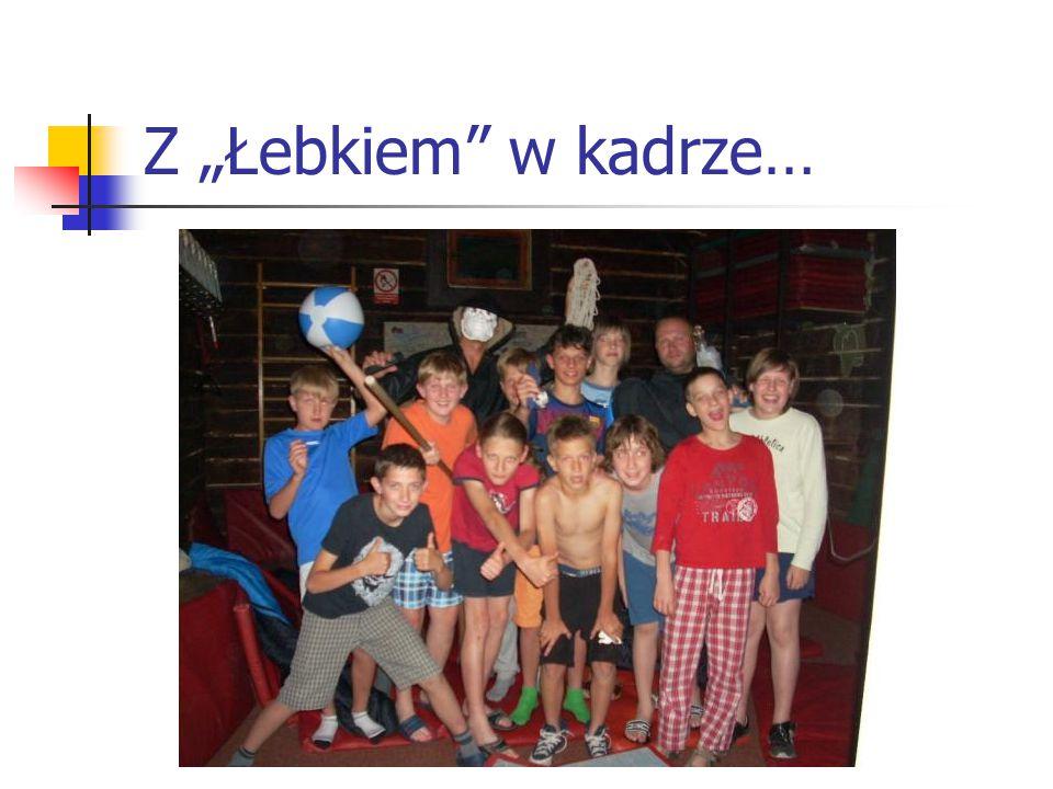 """Z """"Łebkiem"""" w kadrze…"""