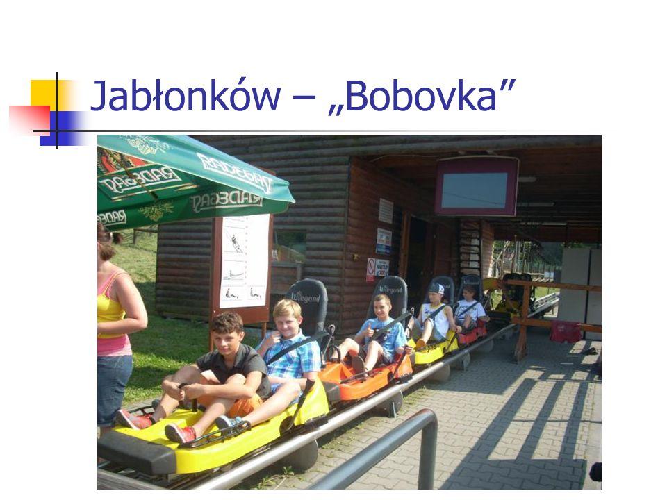 "Jabłonków – ""Bobovka"""