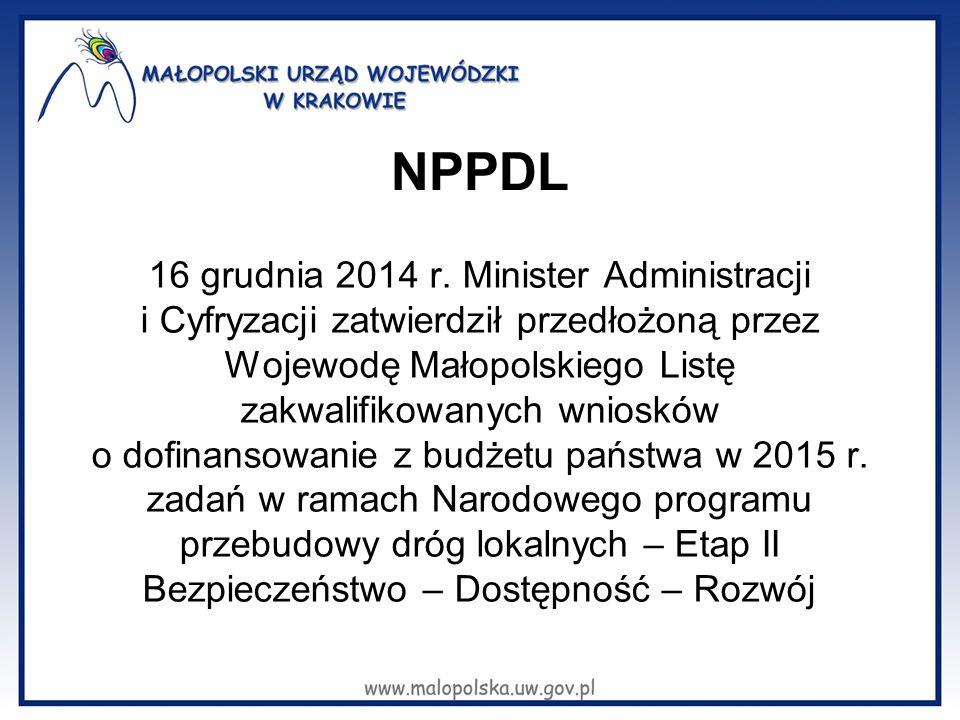 NPPDL 16 grudnia 2014 r.