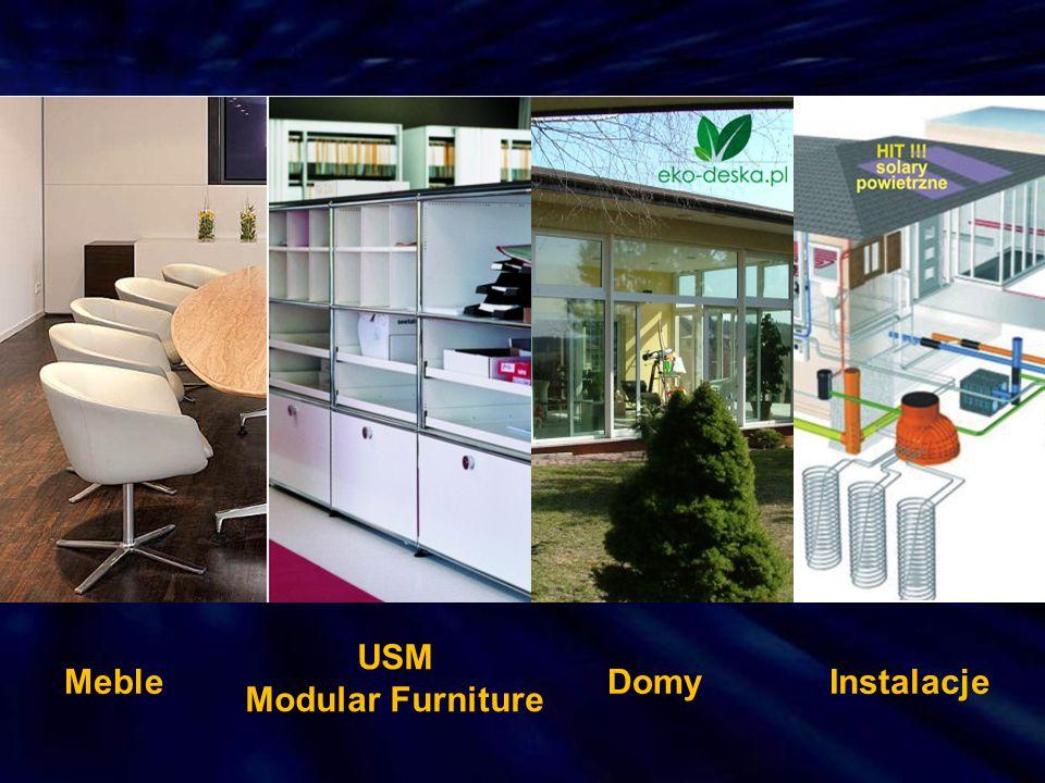 Meble USM Modular Furniture DomyInstalacje