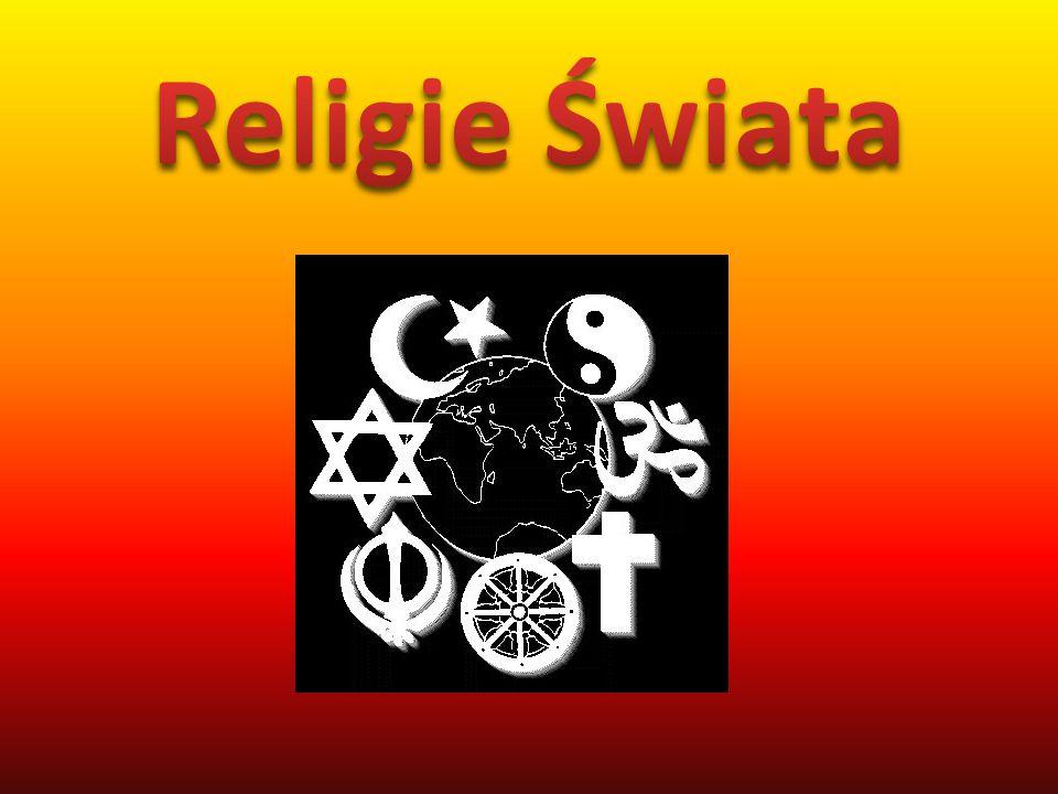 Definicja religii Religia – system wierzeń i praktyk, określający relację pomiędzy różnie pojmowaną sferą sacrum (świętością) i sferą boską, a określonym społeczeństwem, grupą lub jednostką.