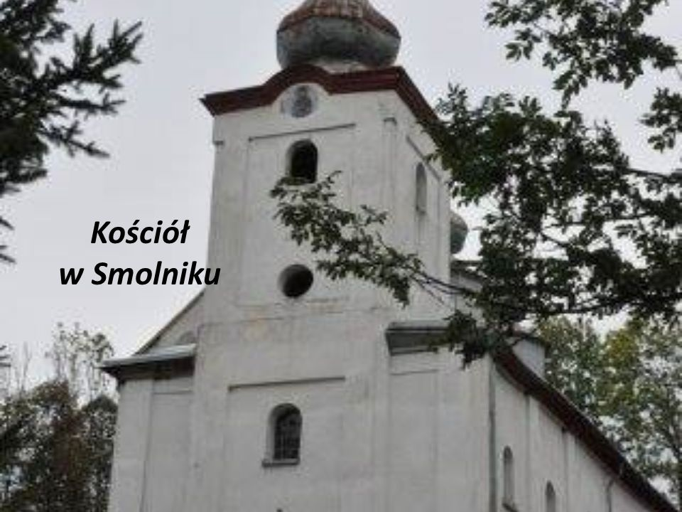 Kościół w Smolniku