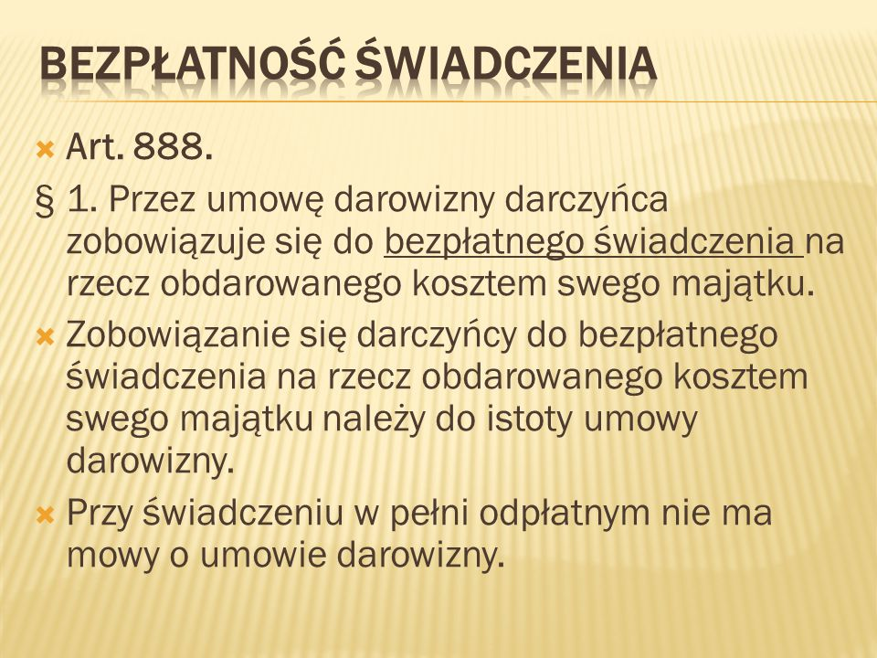 Art.891  § 1.