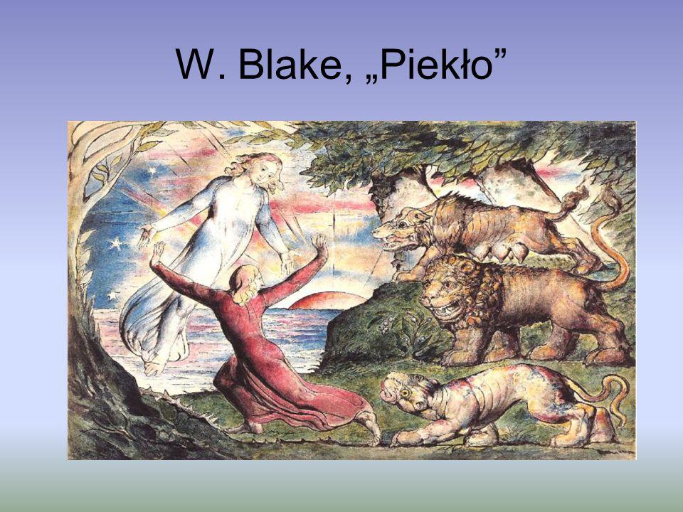 """W. Blake, """"Piekło"""""""