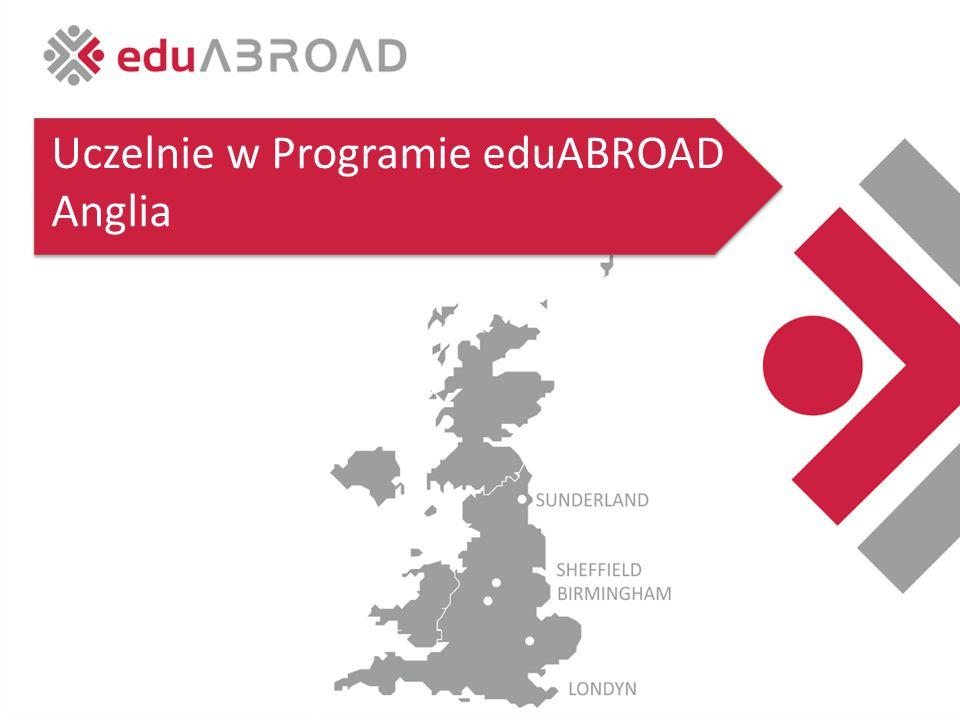 Uczelnie w Programie eduABROAD Anglia