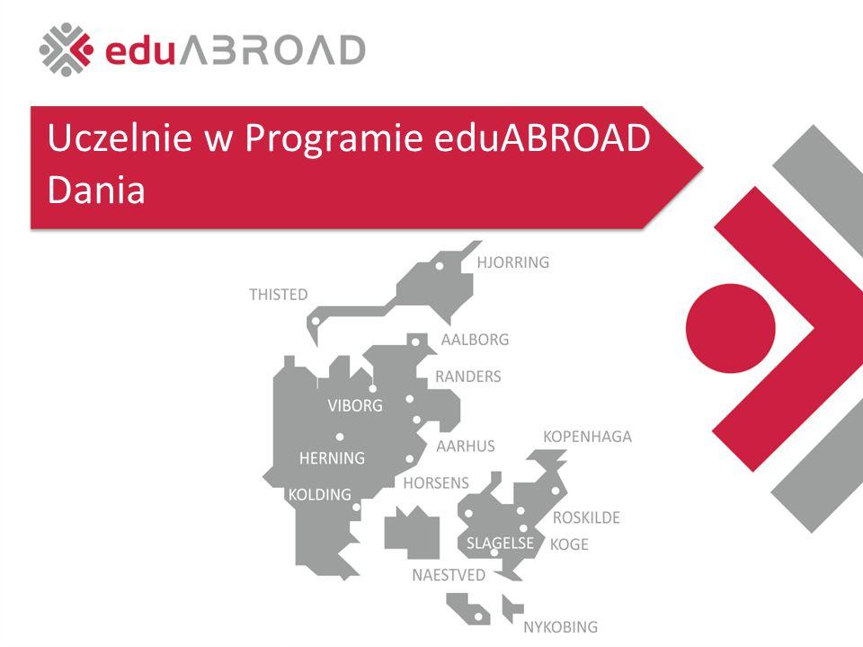 Uczelnie w Programie eduABROAD Dania