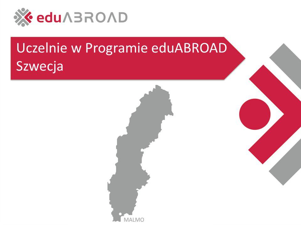 Uczelnie w Programie eduABROAD Szwecja