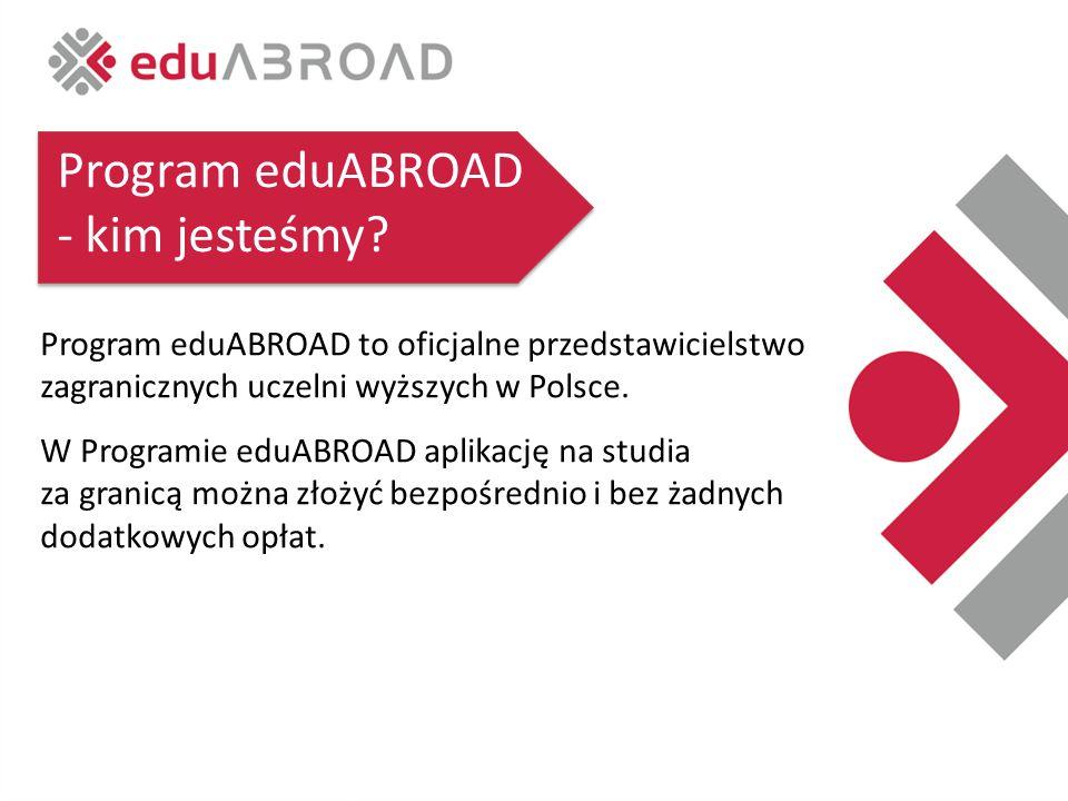 Program eduABROAD - kim jesteśmy.
