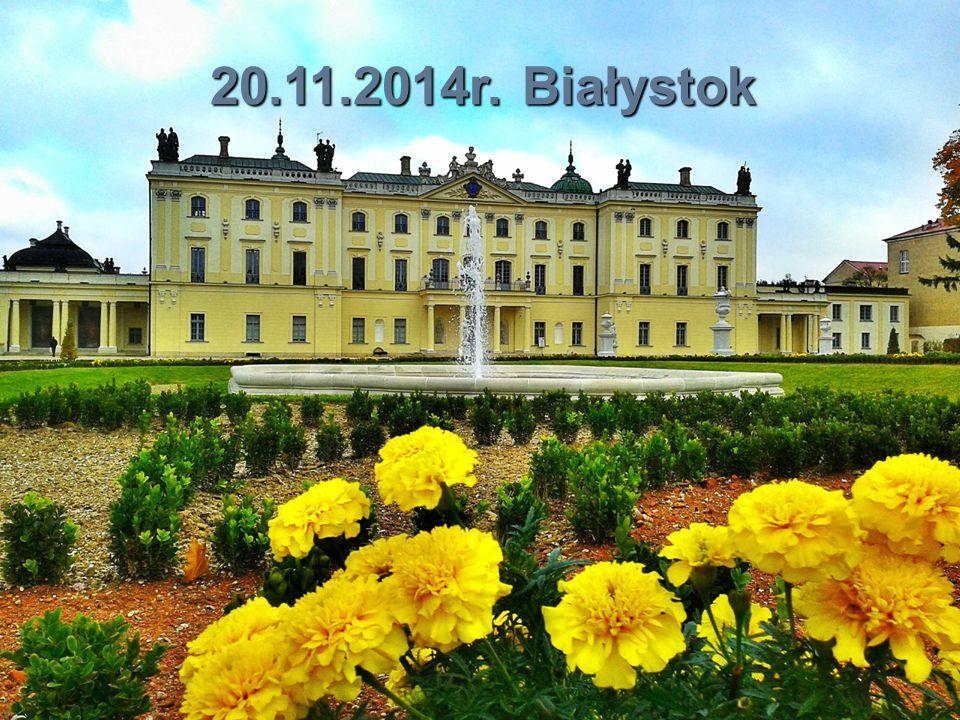 20.11.2014r. Białystok