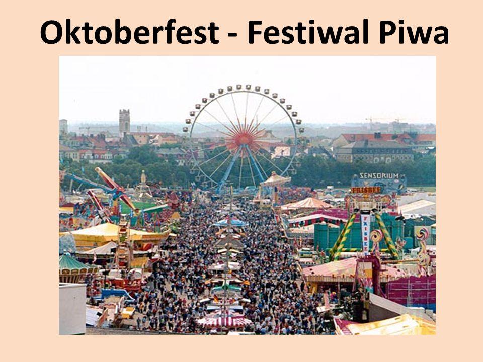 Bawaria, Monachium i wreszcie Oktoberfest – na dźwięk tych słów niejednemu piwoszowi serce szybciej bije.