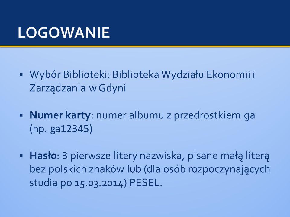 Kliknij i zobacz spis treści Informacja o elektronicznej wersji dokumentu