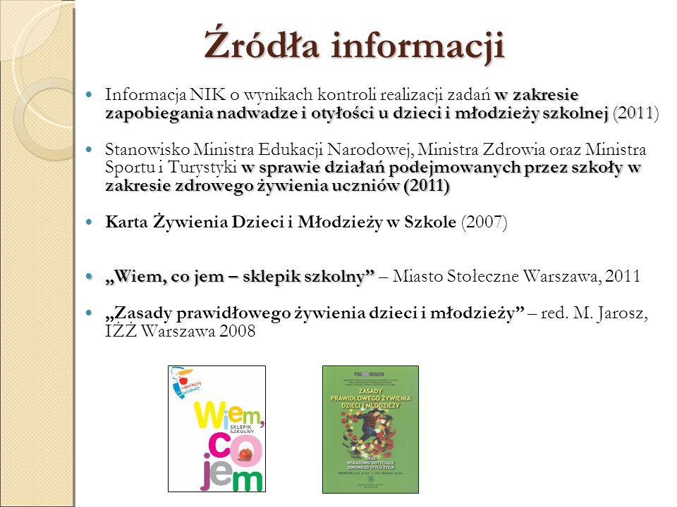 Stwierdzone nieprawidłowości w gminach Punkt 1 (str.6) Nierozpoznawanie potrzeb zdrowotnych dzieci i młodzieży szkolnej, w tym w zakresie nadwagi lub otyłości (w 90% skontrolowanych gmin)