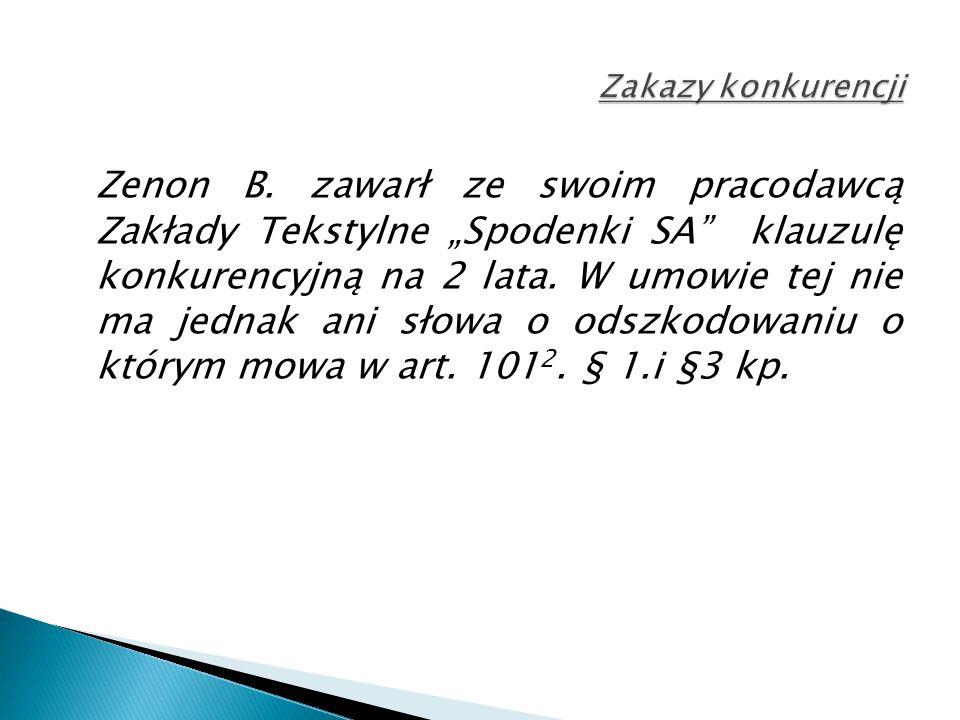 Zenon B.