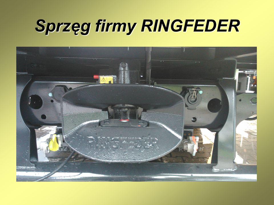 Sprzęg firmy RINGFEDER