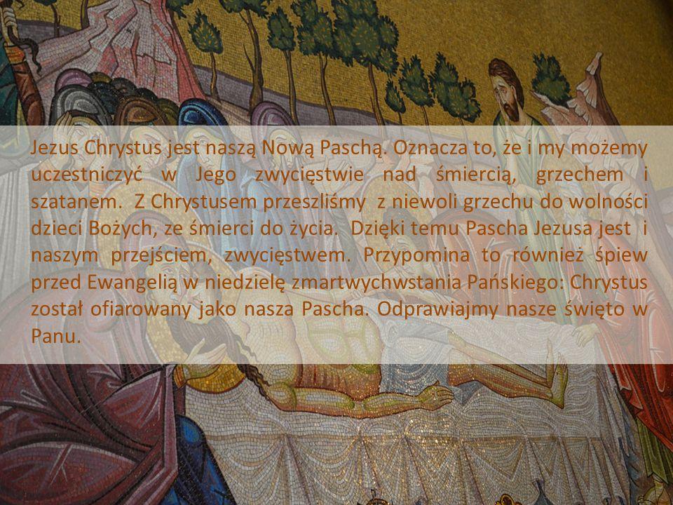 """Wielkanoc jest """"naszym świętem wyzwolenia – świętem niepodległości."""