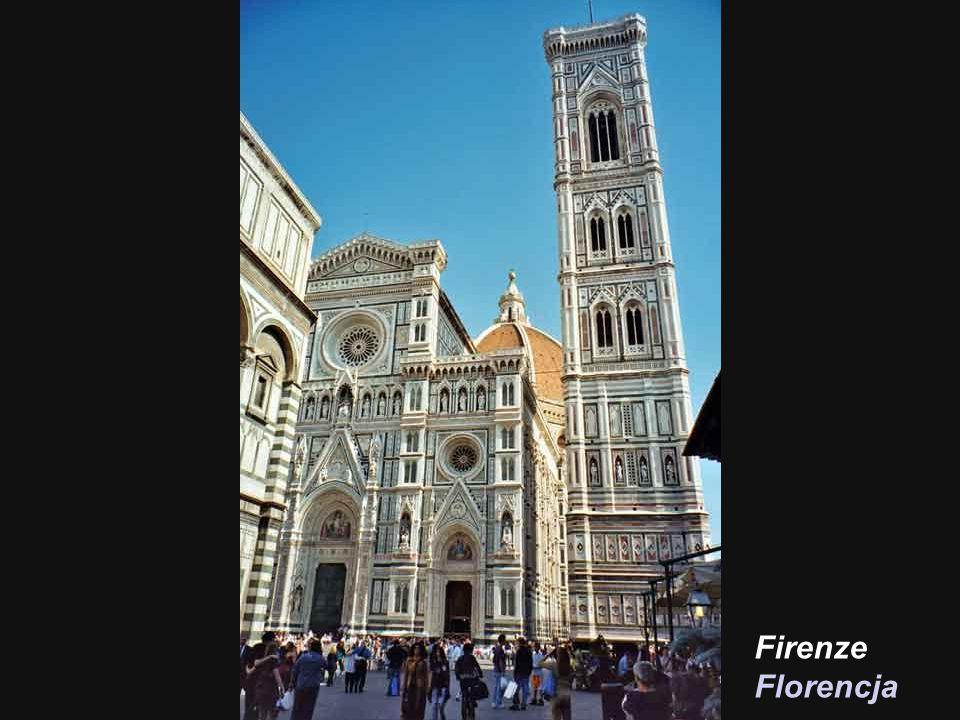 Firenze Florencja