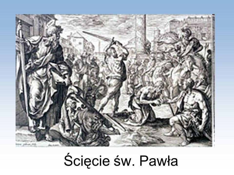 Ścięcie św. Pawła