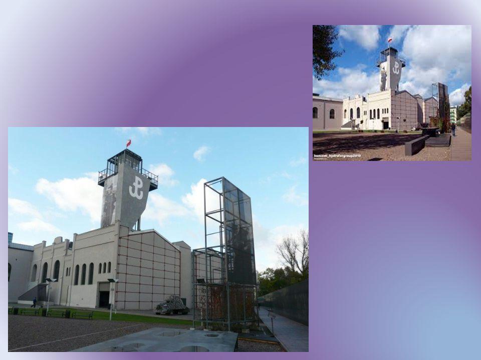 Źródła wykorzystane w prezentacji http://pl.wikipedia.org/wiki/Muzeum_Powstani a_Warszawskiego Zdjęcia Google grafika