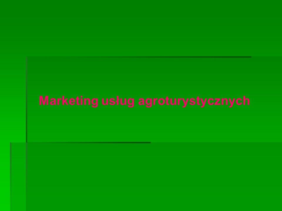 Wydawnictwa reklamowe w promocji agroturystyki:  ulotka – podkreśla charakter usługi, korzyści płynące z formy wypoczynku, w sposób krótki informuje o przygotowanej i posiadanej ofercie  folder – zawiera główne składniki oferty, pokazuje ogólny wizerunek gospodarstwa, informuje o sposobie i możliwości zakupu usługi  prospekt – przedstawia wizerunek gospodarstwa, pokazuje świadczone usługi, informuje o korzyściach płynących z wypoczynku  katalog – przedstawia całą paletę gospodarstw agroturystycznych, zawiera oferowane usługi  plakat – wzmacniający środek reklamowy