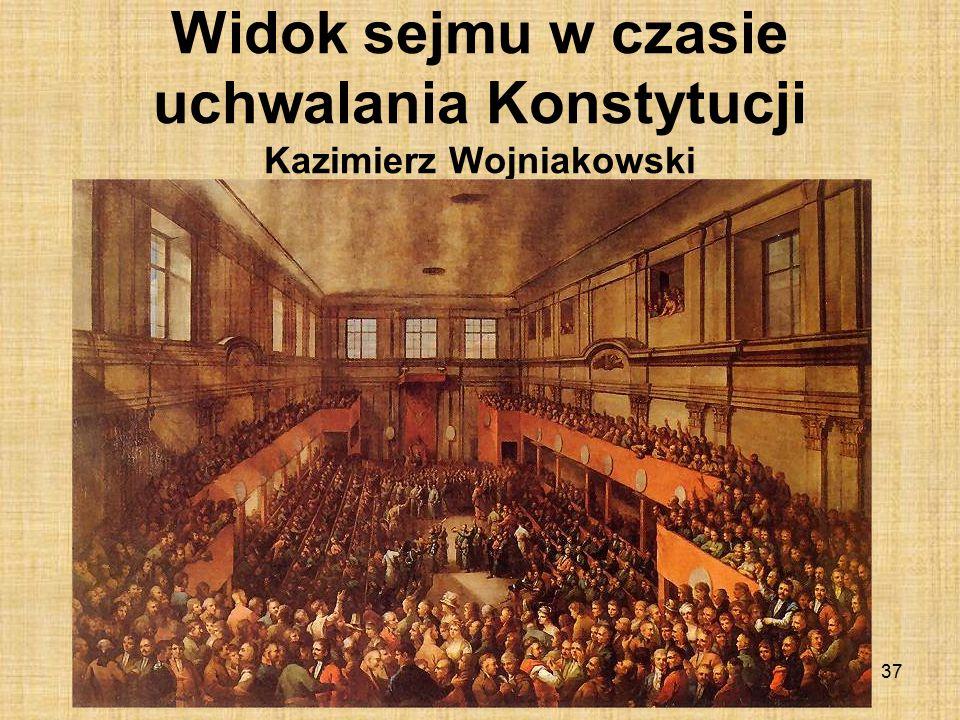 Ogłoszenie Konstytucji 3 Maja 36