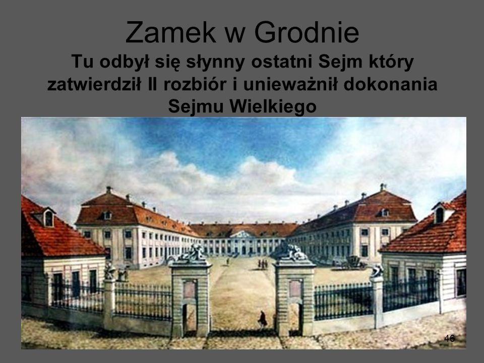Jak długo obowiązywała konstytucja? Konstytucja obowiązywała przez 14 miesięcy, w tym czasie Sejm Czteroletni uchwalił szereg ustaw szczegółowych, któ