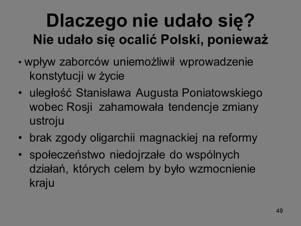 Polska znika z map Europy na 123 lata 48