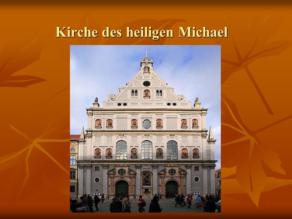 Kirche des heiligen Michael