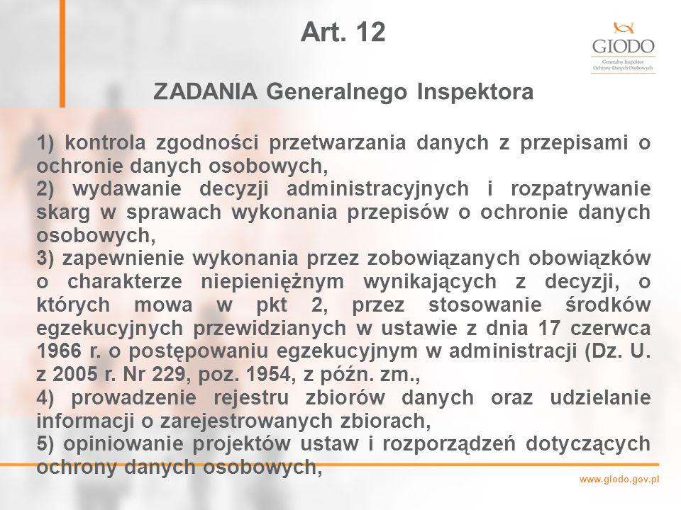 www.giodo.gov.pl Art.