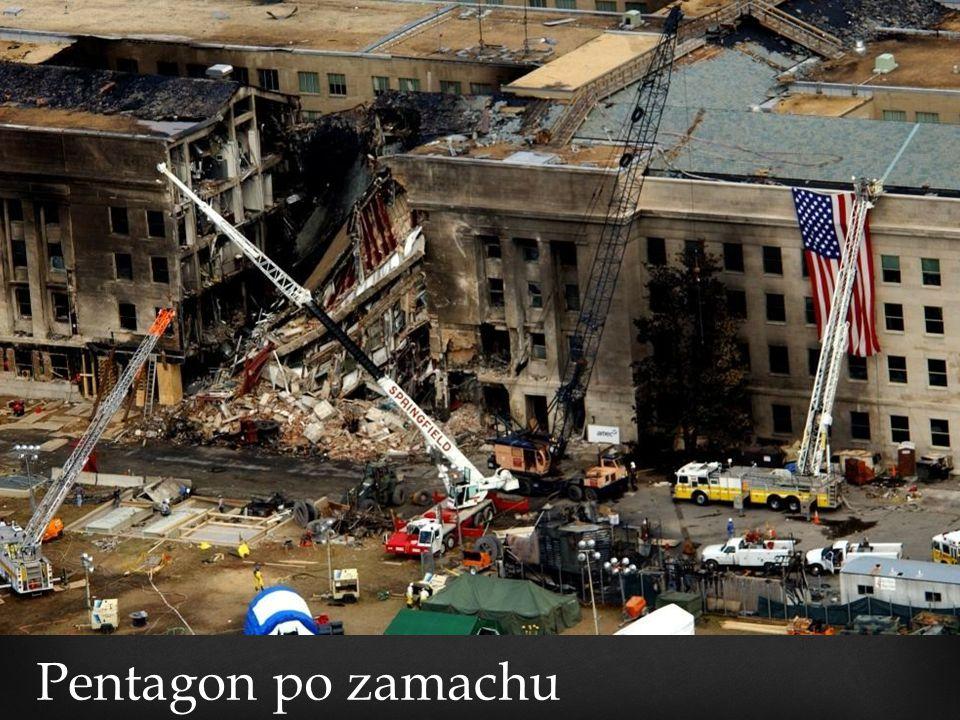 Pentagon po zamachu