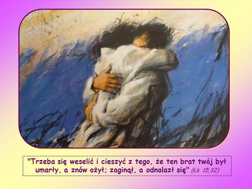Temu synowi leży na sercu praca, spełnianie swoich obowiązków, ale nie kocha ojca miłością synowską.
