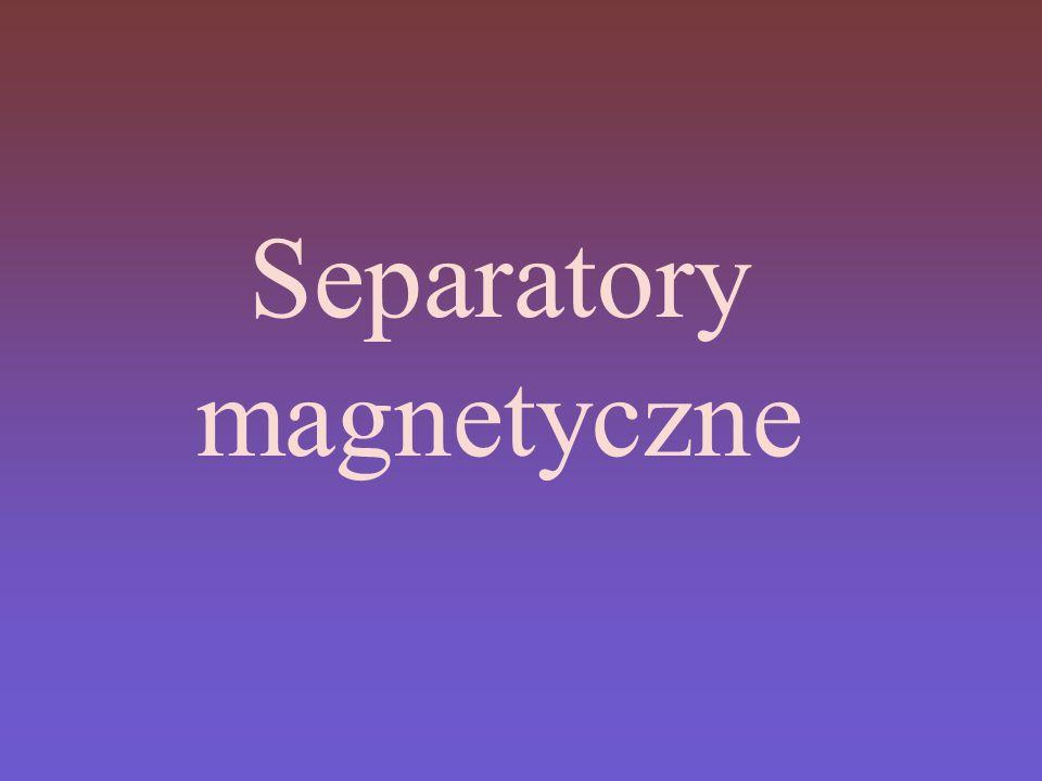 Separatory magnetyczne