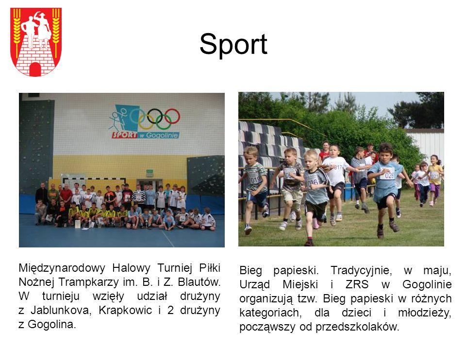 Międzynarodowy Halowy Turniej Piłki Nożnej Trampkarzy im.