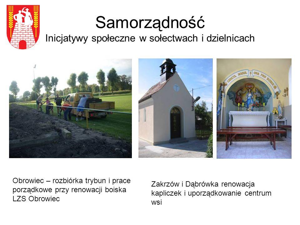 Inicjatywa Ścieżka edukacyjna na kopalni w Górażdżach.