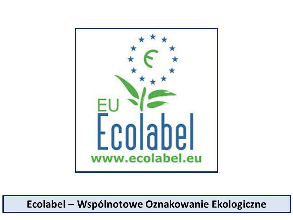 Ecolabel – Wspólnotowe Oznakowanie Ekologiczne