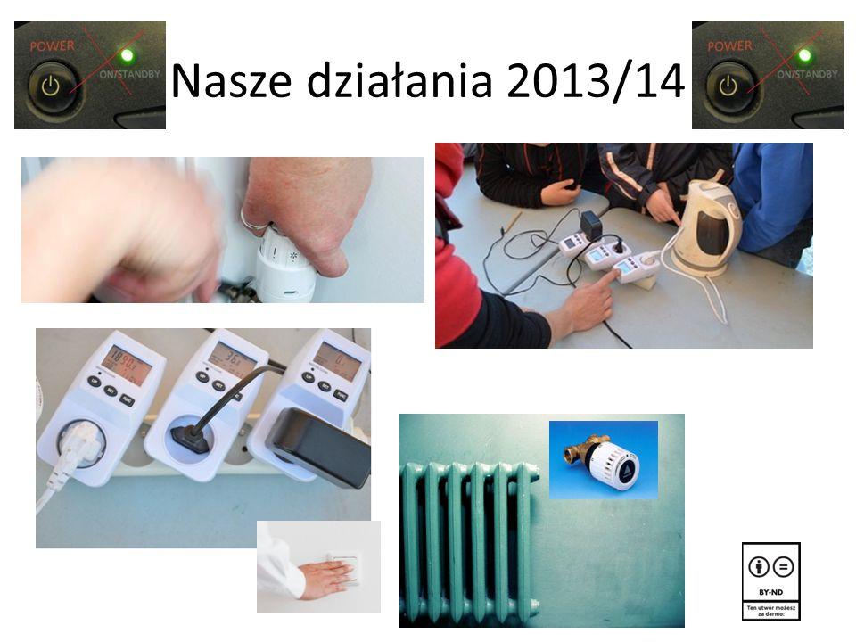 Nasze działania 2013/14