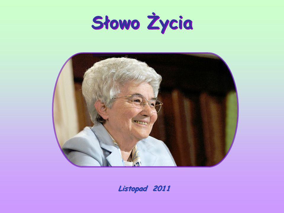 Słowo Życia Listopad 2011