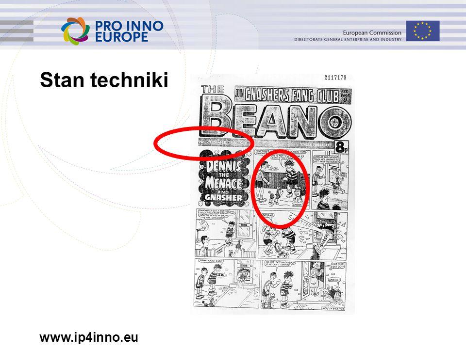 www.ip4inno.eu Stan techniki