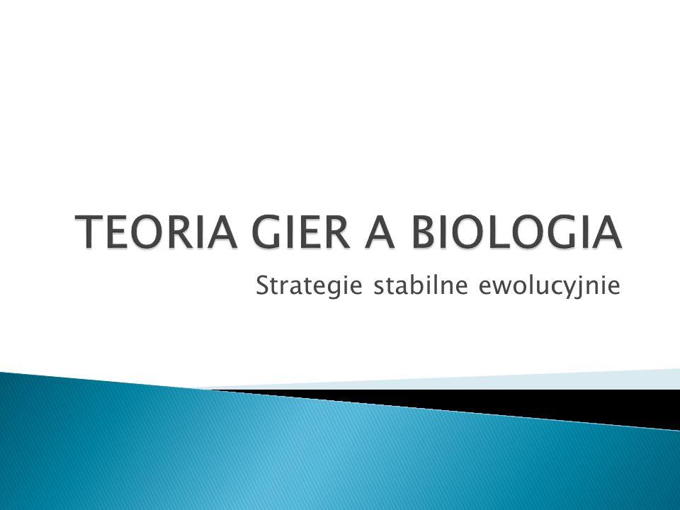  Znajduje szerokie zastosowanie w wyjaśnieniu zjawisk badanych przez biologię ewolucyjną.
