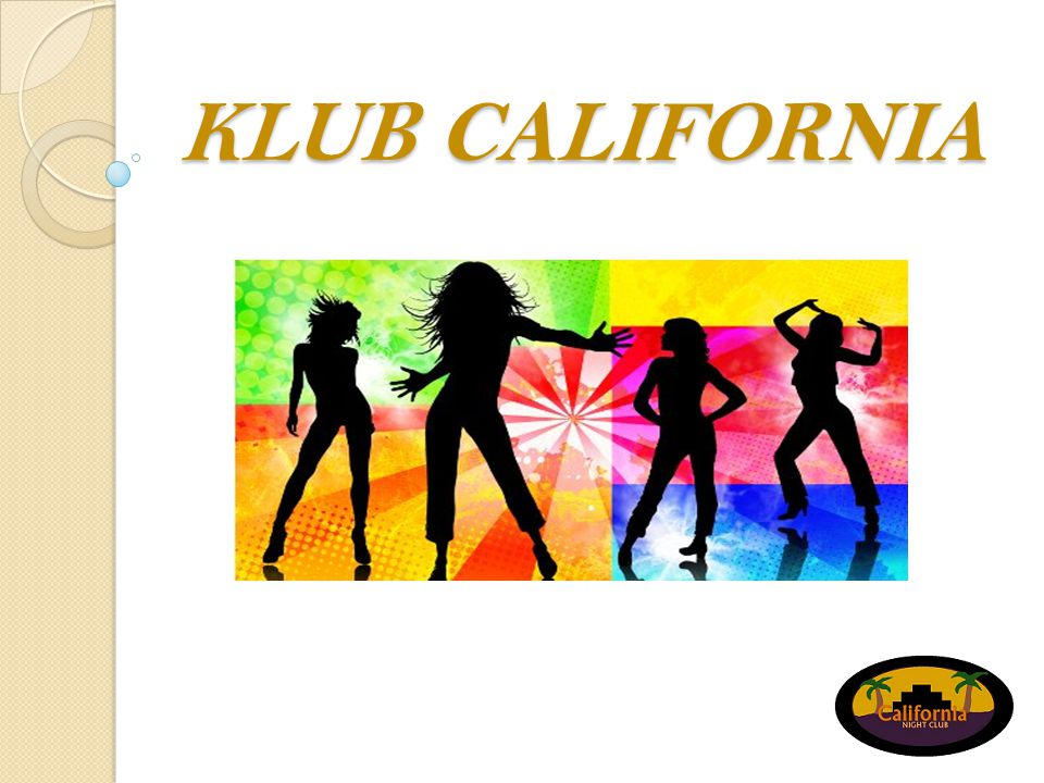 KLUB CALIFORNIA