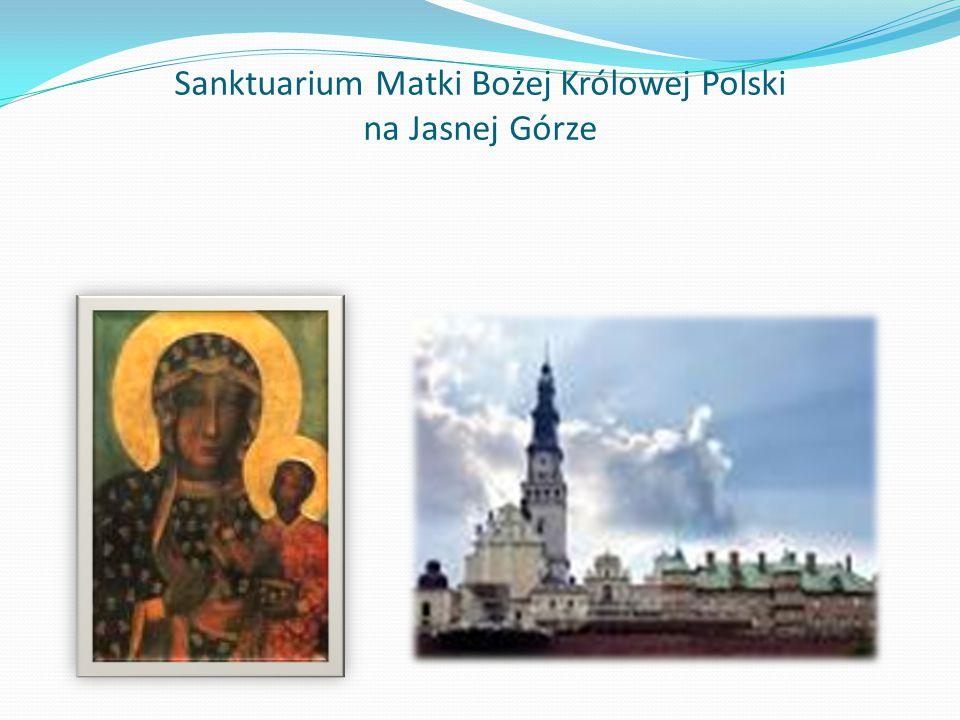 Modlitwa do Matki Bożej Latyczowskiej: Matko i Pani nasza Latyczowska, już od kilku stuleci przychodzą ludzie przed Twoje Oblicze.
