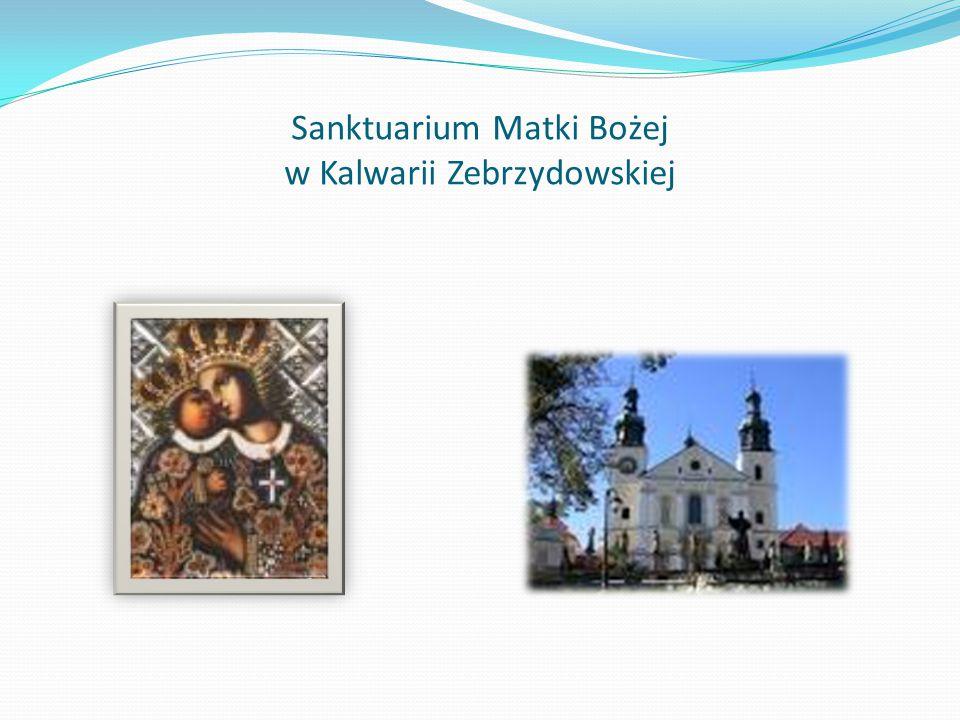 Sanktuarium Matki Bożej Kębelskiej w Wąwolnicy