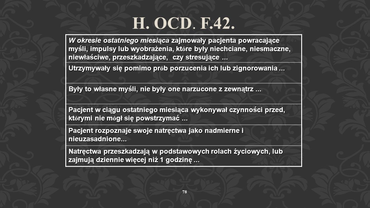 OCD 77